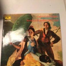 Discos de vinilo: RODRIGO CONCIERTO EN ARANJUEZ. Lote 174027333