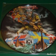 Discos de vinilo: IRON MAIDEN NORTHBLOOD PICTURE DISC. Lote 174036007