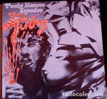 PUNKS BLANCOS DOPADOS. SINGLE. - THE TUBES. (Música - Discos - LP Vinilo - Punk - Hard Core)