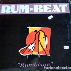 Discos de vinilo: RUMBEATE. - RUM-BEAT.. Lote 173706638
