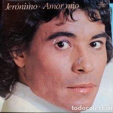 Discos de vinilo: AMOR MIO. LP. - JERONIMO.. Lote 173706658