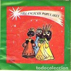 Discos de vinilo: DISCOS (VILLANCICOS). Lote 174047184