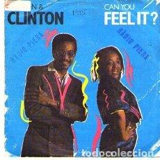 Discos de vinilo: DISCOS (CLINTON CLINTON) CAN YOU FEELIT. Lote 174047288
