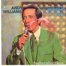 Discos de vinilo: DISCOS (ANDY WILLIANS). Lote 174047388