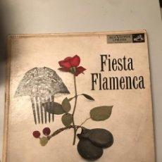 Discos de vinilo: FIESTA FLAMENCA. Lote 174047537