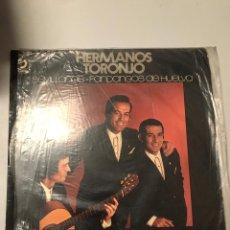 Discos de vinilo: HERMANOS TORONJO. Lote 174047607