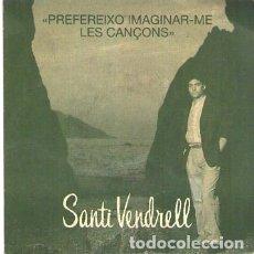 Discos de vinilo: DISCOS (SANTI VENDRELL). Lote 174047659