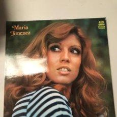 Discos de vinilo: MARÍA JIMÉNEZ. Lote 174047687