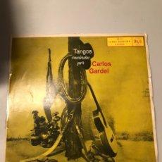 Discos de vinilo: CARLOS GARDEL. Lote 174047719