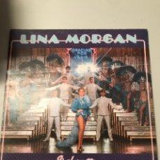 Discos de vinilo: LINA MORGAN. Lote 174048154