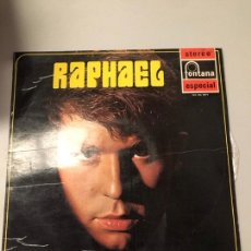 Discos de vinilo: RAPHAEL. Lote 174048290