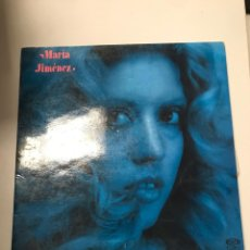 Discos de vinilo: MARÍA JIMENEZ. Lote 174058257