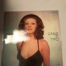 Discos de vinilo: CLAVELES EN MAYO. Lote 174058330