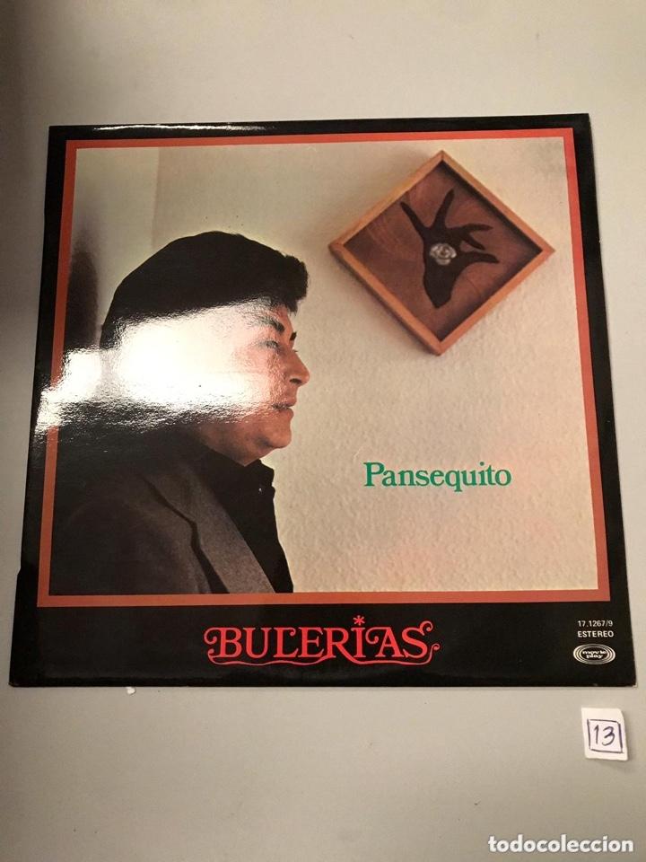 PANSEQUITO (Música - Discos - LP Vinilo - Flamenco, Canción española y Cuplé)