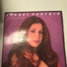 Discos de vinilo: ISABEL PANTOJA. Lote 174061069