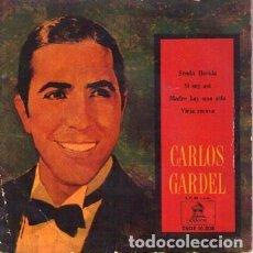 Discos de vinilo: DISCOS (CARLOS GARDEL). Lote 174064384
