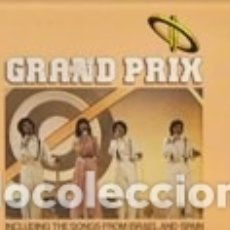 Discos de vinilo: GRAND PRIX INCLUDING THE SONGS FROM ISTRAEL & SPAIN POLYDOR NORWAY 1979 . Lote 174067394