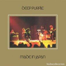 Discos de vinilo: 2LP DEEP PURPLE MADE IN JAPAN VINILO REEDICION 2014 NUEVO Y PRECINTADO. Lote 174072440