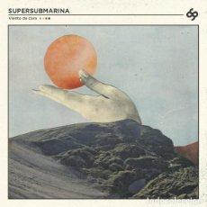 Discos de vinilo: LP SUPERSUBMARINA VIENTO DE CARA VINILO+ CD. Lote 174072685