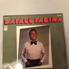 Discos de vinilo: RAFAEL FARINA. Lote 174073847