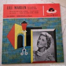 Discos de vinilo: LILI MARLEN SINGLE VINILO. Lote 174074907