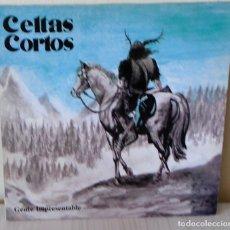 Discos de vinilo: CELTAS CORTOS - GENTE IMPRESENTABLE TWINS - 1990. Lote 174083752