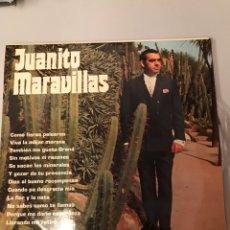 Discos de vinilo: JUANITO MARAVILLAS. Lote 174086735