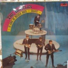 Discos de vinilo: THE BEATLES - 30 ANOS DE MUSICA ROCK - LP NUEVO NUNCA USADO. Lote 174096932