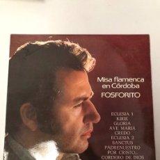 Discos de vinilo: FOSFORITO. Lote 174103657