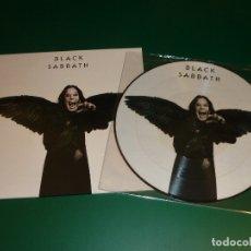 Discos de vinilo: BLACK SABBATH PARANOID 13 PICTURE DISC. Lote 174107413
