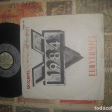 Discos de vinilo: EURYTHMICS - 1984 - SEXCRIME (NINETEEN EIGHTY - FOUR) (1984-VIRGIN )ALEMANIA. Lote 174108293