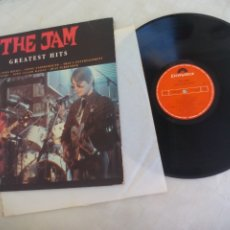 Discos de vinilo: THE JAM. GREATEST HITS. POLYDOR 1991. 849 554. MADE IN SPAIN.. Lote 174129507