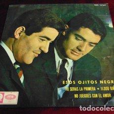 Discos de vinilo: DUO DINAMICO - ESOS OJITOS NEGROS + 3 - EP 1965. Lote 174130095