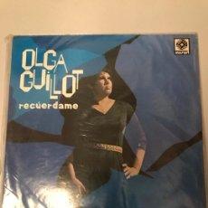 Discos de vinilo: OLGA GUILOT. Lote 174133654