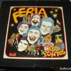 Discos de vinilo: PUNTOS LP FERIA. Lote 174139630