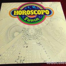 Discos de vinilo: FURIA - HOROSCOPO / VUELVO AL HOGAR - SINGLE. Lote 174150534