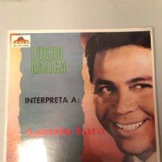 Discos de vinilo: LUCHO GATICA. Lote 174157502