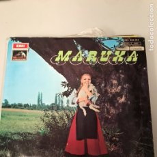 Discos de vinilo: MARUXA. Lote 174163229