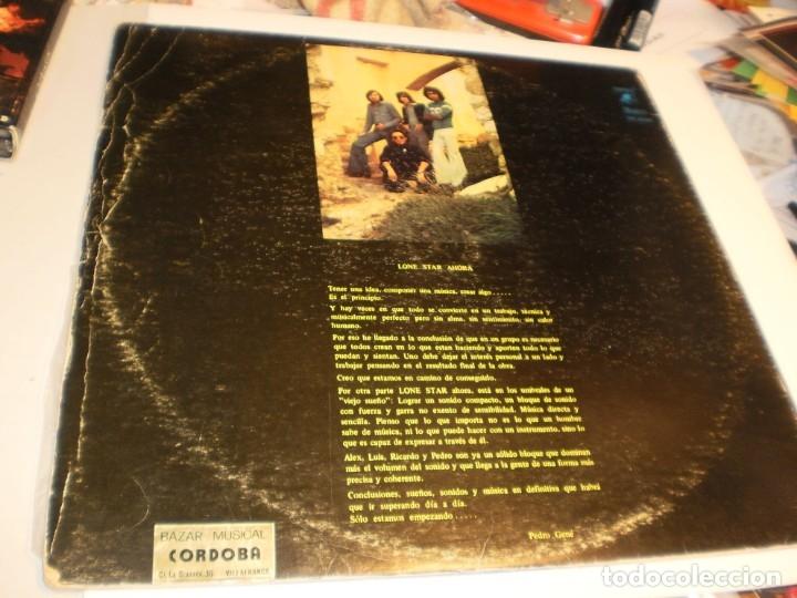 Discos de vinilo: lp lone star. ¡¡Síguenos!! phonic 1976 spain carpeta doble (disco probado y bien) - Foto 2 - 174170383