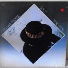 Discos de vinilo: EDGAR FROESE - SOLO 1974-1979 VIRGIN - 1982. Lote 174175598