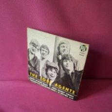 Discos de vinilo: THE SOUL AGENTS - EP, SINGLE 45 RPM - RCA 1964 - DIFÍCIL DE CONSEGUIR. Lote 174186023