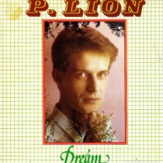 Discos de vinilo: P. LION - DREAM SINGLE PROMO 1984 SPAIN . Lote 174194690