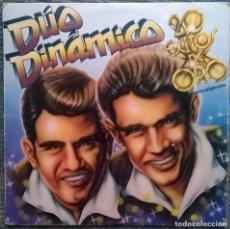 Discos de vinilo: DUO DINAMICO. 20 EXITOS DE ORO. EMI-ODEON, SPAIN 1980 LP + ENCARTE. Lote 174206124