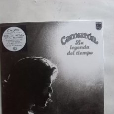 Discos de vinilo: CAMARON LA LEYENDA DEL TIEMPO 63 28 255. Lote 174208657