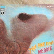 Discos de vinilo: THE PINK FLOYD-MEDDLE-ORIGINAL ESPAÑOL-ESTADO EXCELENTE. Lote 174222777