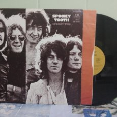 Discos de vinilo: SPOOKY TOOTH SPOOKY TWO LP USA 1969 PEPETO TOP . Lote 174226047