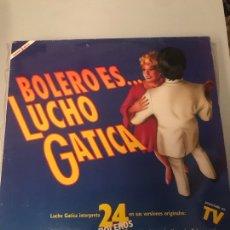 Discos de vinilo: LUCHO GATICA. Lote 174231279