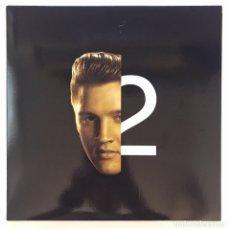 Discos de vinilo: ELVIS PRESLEY – ELVIS 2ND TO NONE ( 2 LPS ) ( USA IMPORT ). Lote 174234437