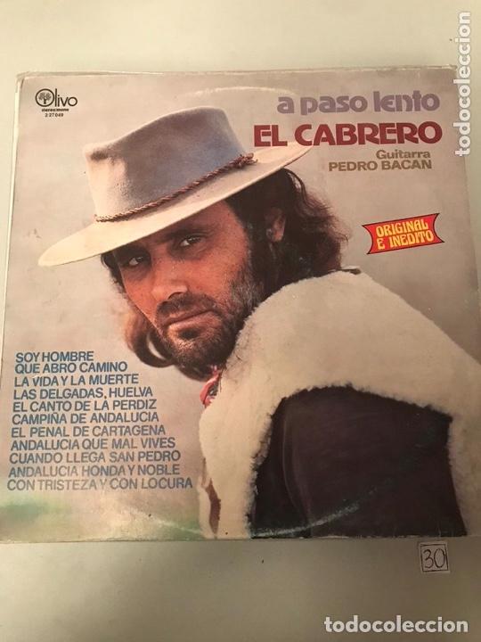 EL CABRERO (Música - Discos - LP Vinilo - Bandas Sonoras y Música de Actores )