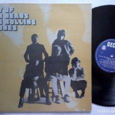 Discos de vinilo: THE ROLLING STONES - OUT OF OUR HEADS - LP ESPAÑOL REEDICION 1981 MONO - DECCA / FONOGRAM. Lote 174244887